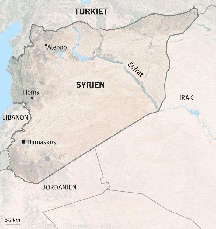 Syrien Det Har Skedde Innan Trump Beslot Att Lamna Syrien
